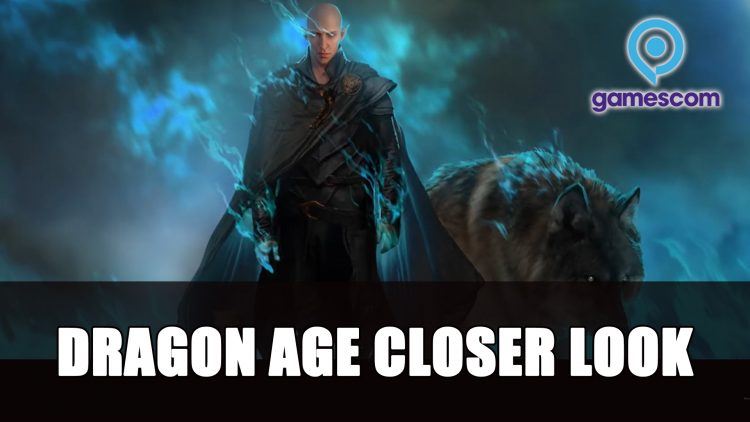 Dragon Age Closer Look at Opening Night Live
