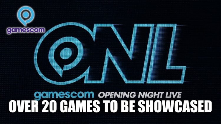 Gamescom's Opening Night Live to Feature Over 20 Games