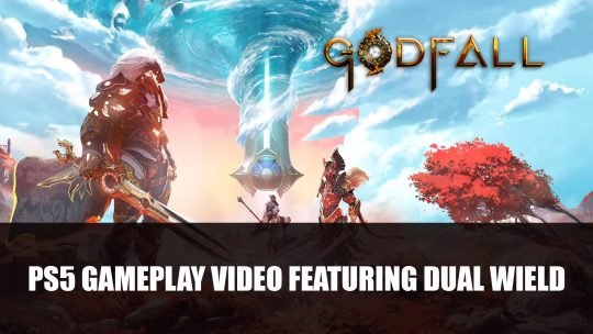 Godfall Gets New PS5 Gameplay Video