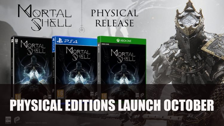 Mortal Shell Will Get A Physical Release this Fall