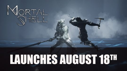 Mortal Shell Launches August 18th