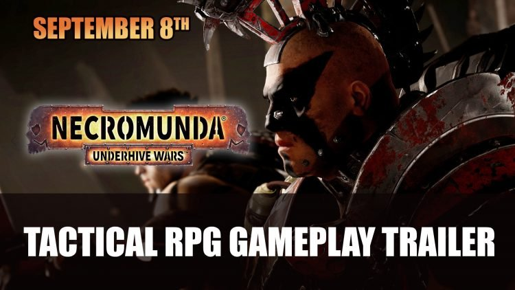 Necromunda: Underhive Wars Gameplay Trailer