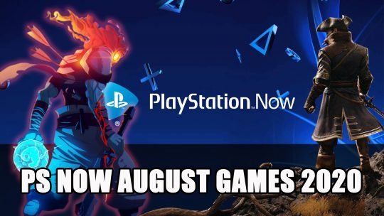 Playstation Now August Games Include Greedfall and Dead Cells