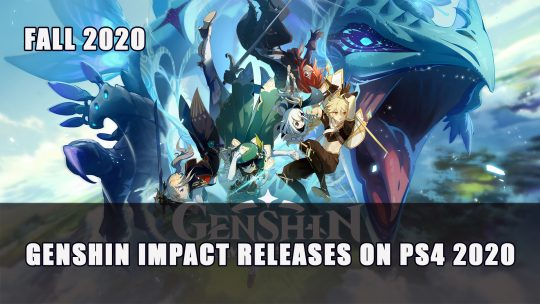 Genshin Impact Launches on PS4 Fall 2020