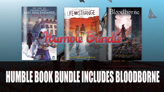 Bloodborne, Assassin's Creed, Horizon Zero Dawn Comics Featured in Humble Book Bundle