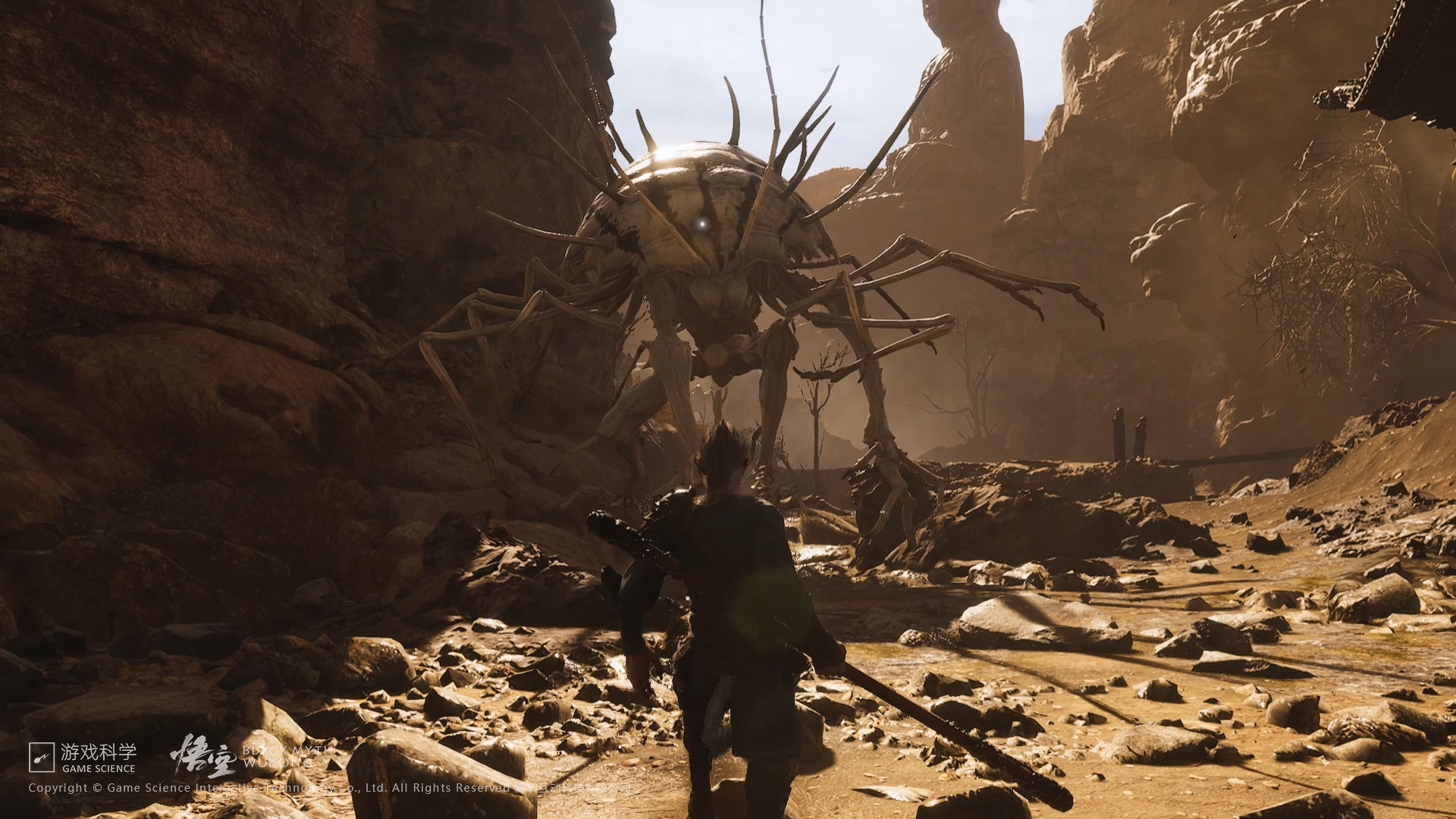 screenshot7 Black Myth Wukong Gameplay Impressions & Reaction to the Unreal Engine 5 Trailer