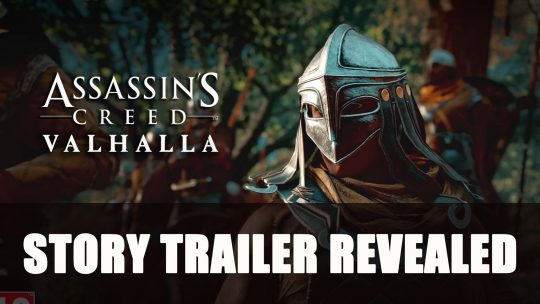 Assassin's Creed Valhalla Story Trailer Revealed