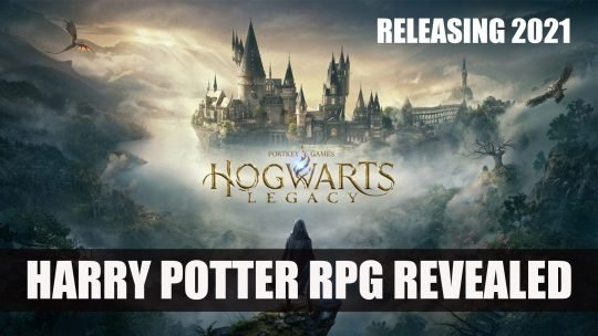 Hogwarts Legacy A Harry Potter RPG Revealed
