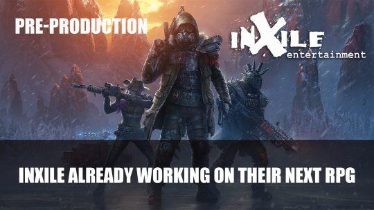 Wasteland 3 Developer InXile Are Already Working on their Next RPG