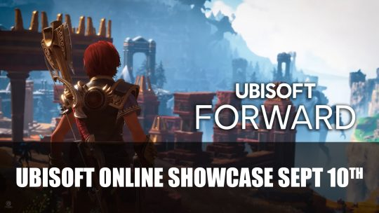 Ubisoft Forward Showcase Announced To Feature Immortals: Fenyx Rising and More