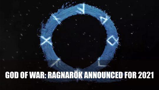Sony Releases PS5 Teaser Trailer for God of War Ragnarök