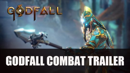 Godfall Combat Trailer Released