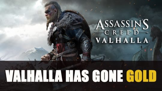 Assassin's Creed Valhalla Has Gone Gold