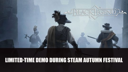 Black Legend Limited-Time Demo During Steam Autumn Festival