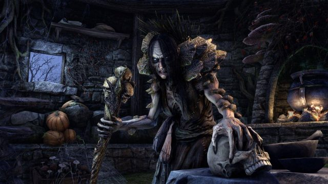 Eso 2020 Halloween Drops Elder Scrolls Online Witches Festival 2020 | Fextralife
