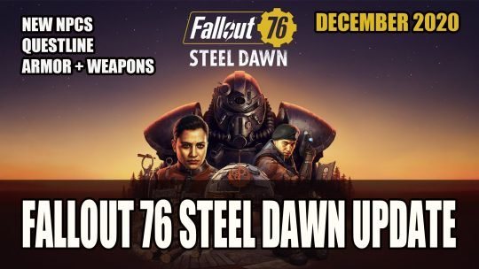 Fallout 76 The Brotherhood of Steel Releases This December