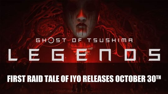 Ghost of Tsushima: Legends First Raid Tale of Iyo Releases October 30th