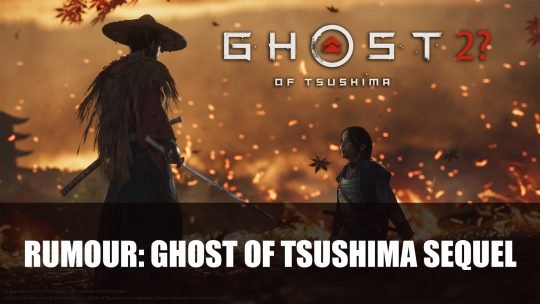Rumour: Ghost of Tsushima Sequel in the Works