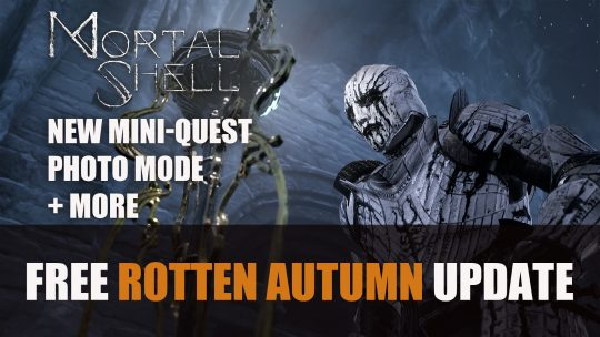 Mortal Shell Free Rotten Autumn Update