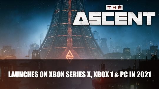 The Ascent An Action-RPG Launches on Xbox Series X, Xbox One and PC in 2021