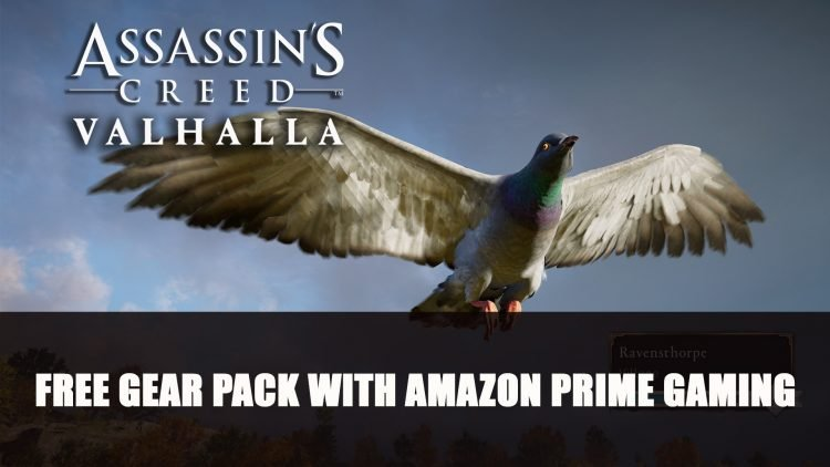 Assassin's Creed Valhalla Amazon Prime Rewards Turns Your Raven into a Pigeon