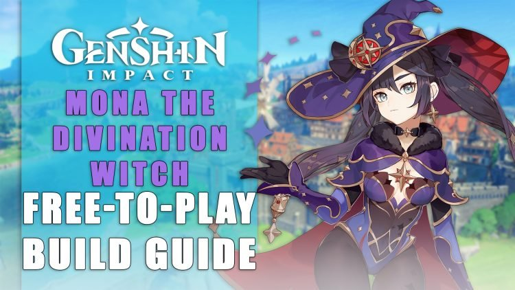 Genshin Impact Build: Mona The Divination Witch – Free To Play Guide