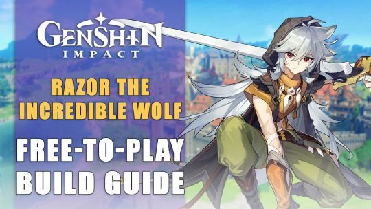 Genshin Impact Build: Razor The Incredible Wolf – Free To Play Guide