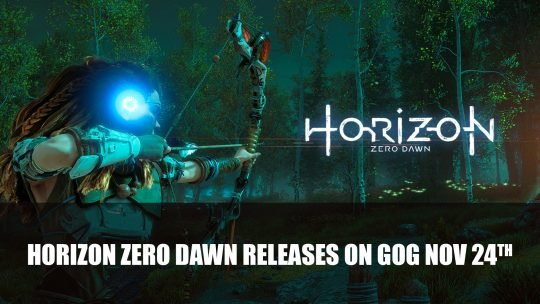 Horizon Zero Dawn Complete Edition Is Releasing on GOG Next Week