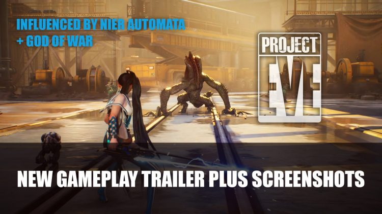 Project EVE Gets New Gameplay Trailer Plus Screenshots
