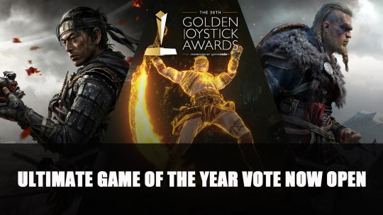 Ultimate Game of the Year Vote Includes Contenders Demon's Souls, AC: Valhalla, FFVII Remake and More