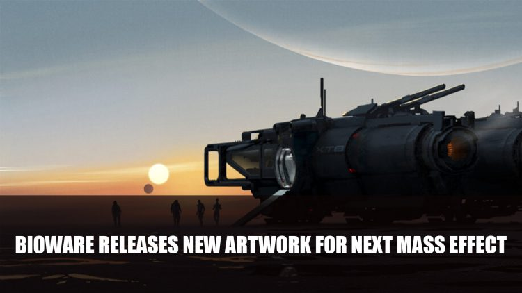 Bioware Releases New Artwork for Next Mass Effect