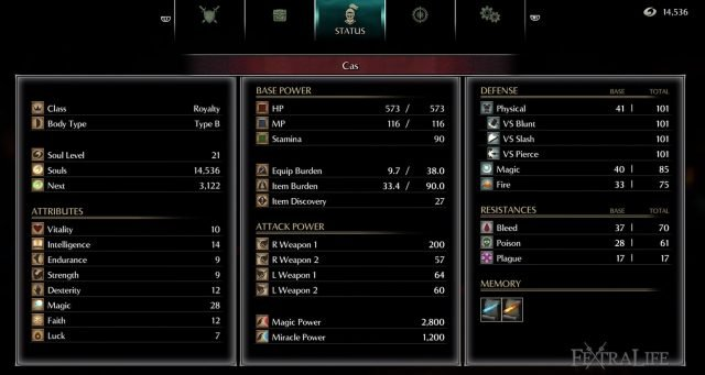 demons-souls-beginner-guide-remake-equip-item-burden-fat-rolls-stats-min