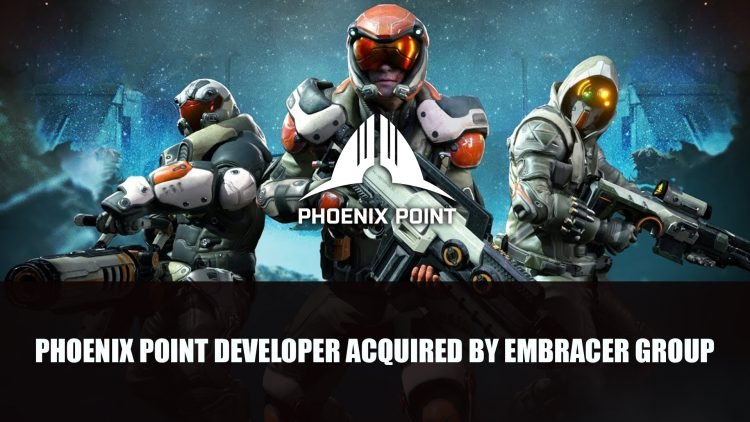 Embracer Group Acquires 12 Gaming Studios Including Phoenix Point Developer