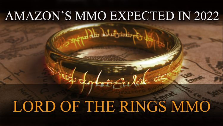Amazon's Lord of The Rings MMO Launch Expected in 2022