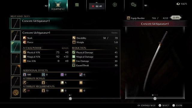 demons-souls-build-guide-homing-soul-samurai-uchigatana