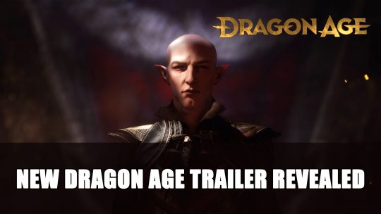 Dragon Age 4 Teased Once Again with New Trailer