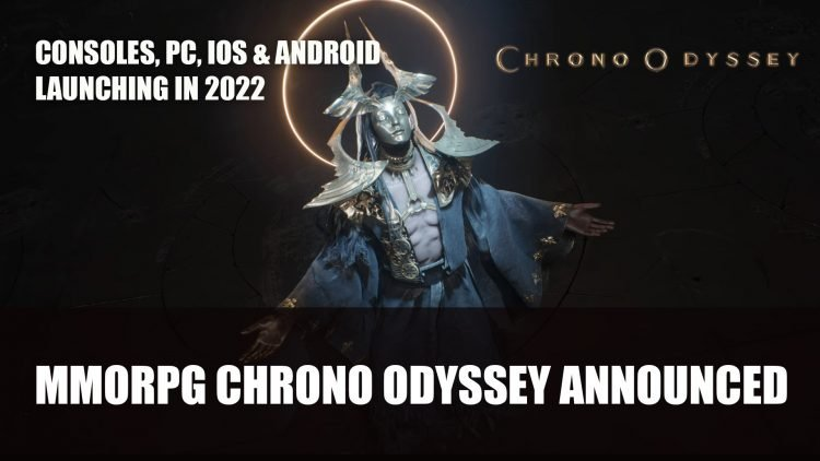 Chrono Odyssey An MMORPG Space-Time Fantasy Announced