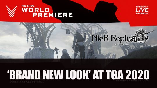 NieR Replicant Will Be Showcased During TGA 2020