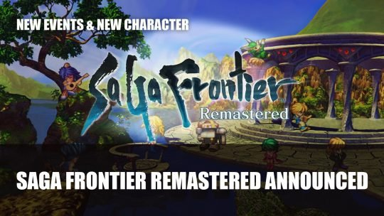 SaGa Frontier Remastered Announced