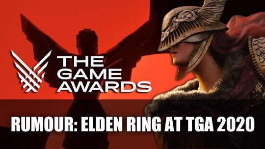 Rumour: Elden Ring New Trailer To Be Shown at The Game Awards 2020