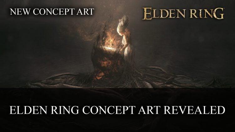 Elden Ring Concept Art Revealed