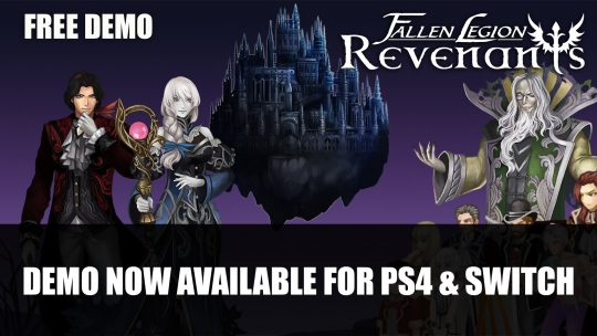 Fallen Legion Revenants Demo Now Available
