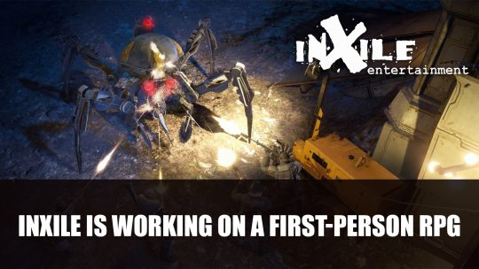 Wasteland Devleoper InXile Is Working on a First-Person RPG