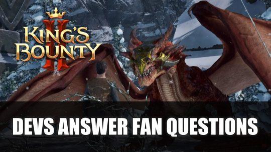 King's Bounty II Devs Answer Fan Questions