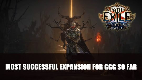 Path of Exile: Echoes of the Atlas Now The Most Successful Expansion So Far For Grinding Gear Games