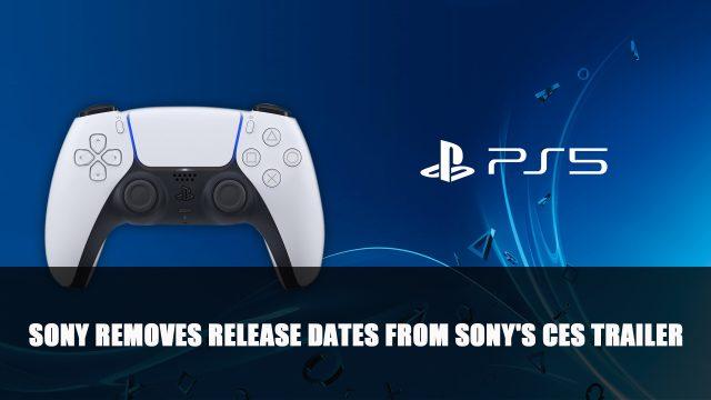 Ces 2021 Sony