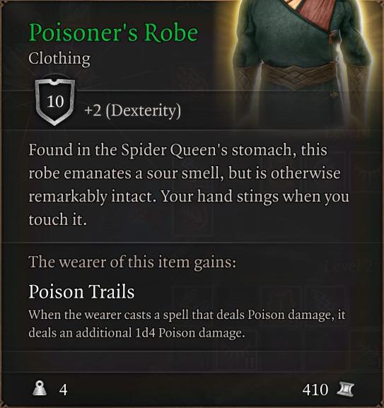 BG3-Poisoner's-Robe