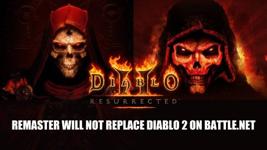 Blizzard Vows Not to Replace Diablo 2 with Diablo 2: Resurrected