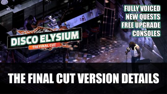 Disco Elysium: The Final Cut Extra Quests and Other Content Outlined