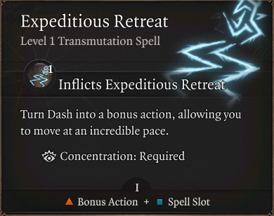 Expeditious Retreat